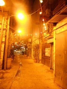 The streets of Jaffa